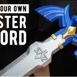Making Link's Master Sword